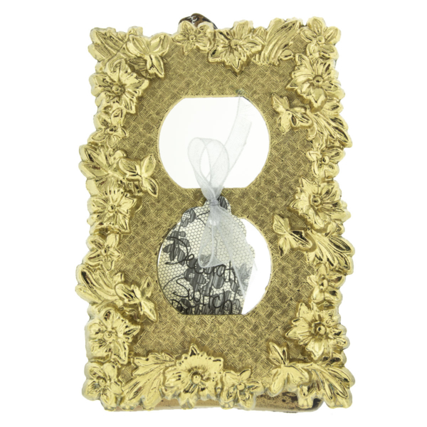 Decorative Plug Cover - Green Acres Antiques Marietta OH